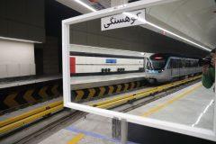 مشهد رتبه دوم حمل و نقل ریلی کشور را دارد