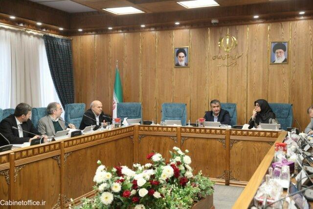 تصویب پیشنهادات سهگانه وزارت راه و شهرسازی در کمیسیون امور زیربنایی دولت