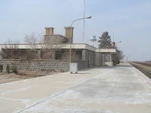 ثبت ایستگاه راه آهن اشکذر در فهرست آثار ملی کشور