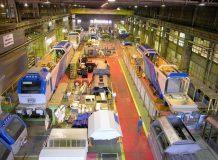 انعقاد قرارداد ساخت ۱۰ دستگاه لکوموتیو با واگن پارس