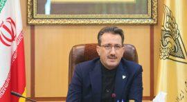 نامه سعید رسولی مدیرعامل راه آهن به رئیس سازمان مدیریت بحران کشور
