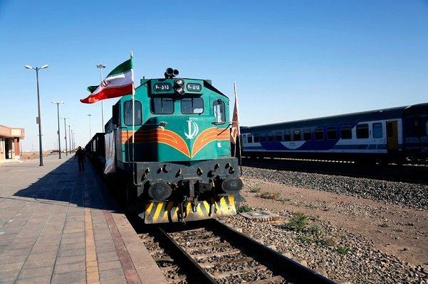 مسافران قطار زاهدان سالم به مسیر خود ادامه دادند