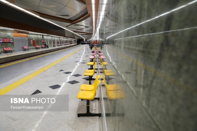جذب فرصتهای سرمایه گذاری برای توسعه خط ۱۰ مترو