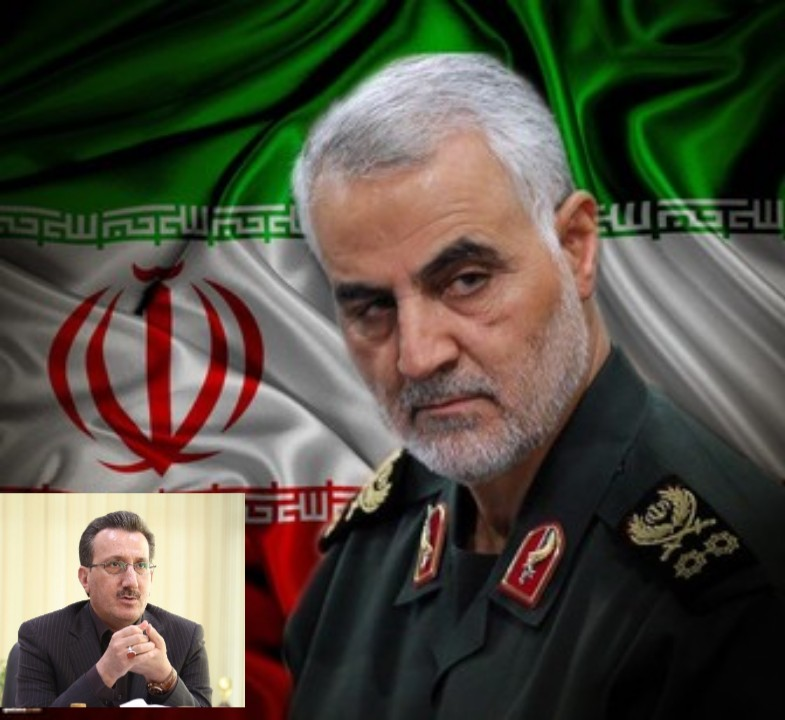 پیام تسلیت مدیرعامل راهآهن در پی شهادت سردار سرافراز اسلام حاج قاسم سلیمانی