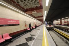 پذیرش مسافر از ایستگاه متروی کیان شهر آغاز شد