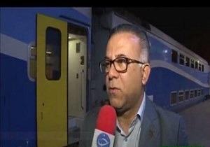 ظرفیت قطارهای قم- تهران افزایشیافته است