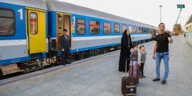 جابجایی بیش از ۲ میلیون مسافر در راه آهن جنوب/ استقبال مسافران از قطار روند افزایشی دارد