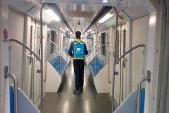 شیوه نامه استفاده از متروها با رویکرد جلوگیری از شیوع کرونا ابلاغ شد