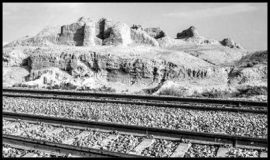 نگرانی از عبور خط سوم ریلی از مجموعه تاریخی «تپه حصار» دامغان