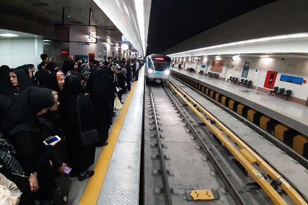 ابلاغ شیوه نامه استفاده از متروها با رویکرد جلوگیری از شیوع کرونا