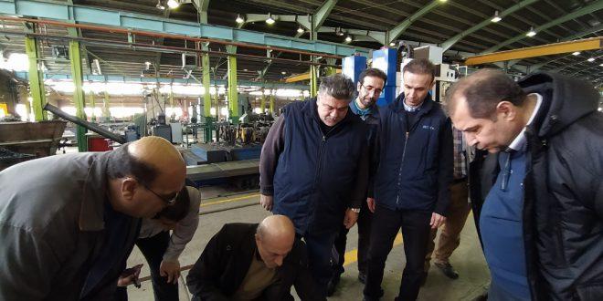 بازسازی اولین زبانه و ریل پهلویی با تایید اداره کل سازه های فنی راه آهن