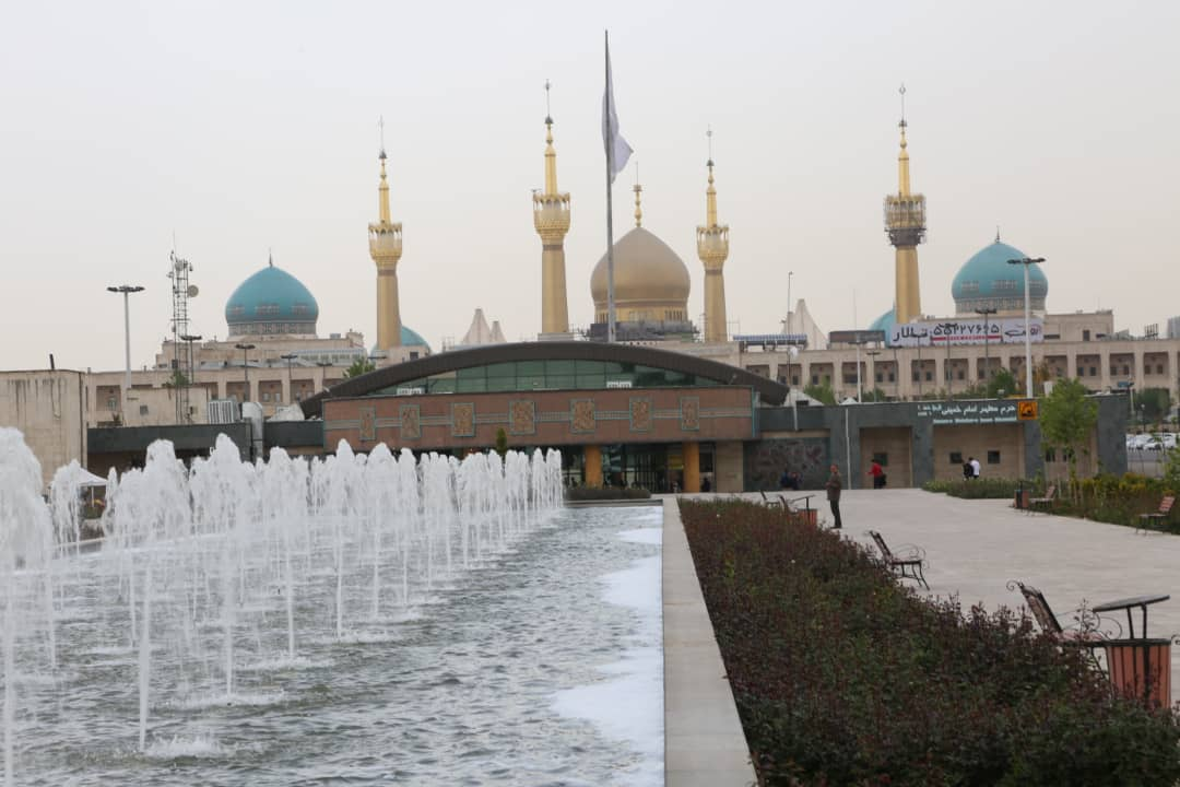 خدمات رسانی متروی تهران به مناسبت برگزاری مراسم میهمانی لالهها