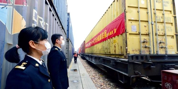 تردد مجدد قطارهای باری چین و آسیای مرکزی