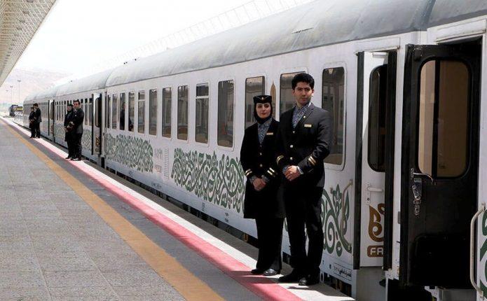 ورود قطار مسافربری به مشهد به چهار رام کاهش یافت