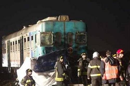 آتش سوزی محدود در لکوموتیو قطار باری