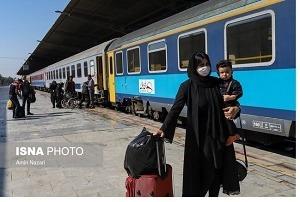 کاهش ۷۰ درصدی مسافران قطار در محور ریلی جنوب