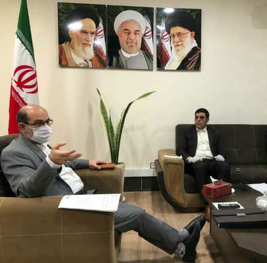 وزیر راه دستور لغو سفرهای ریلی و هوایی به آبادان و خرمشهر را صادر کند