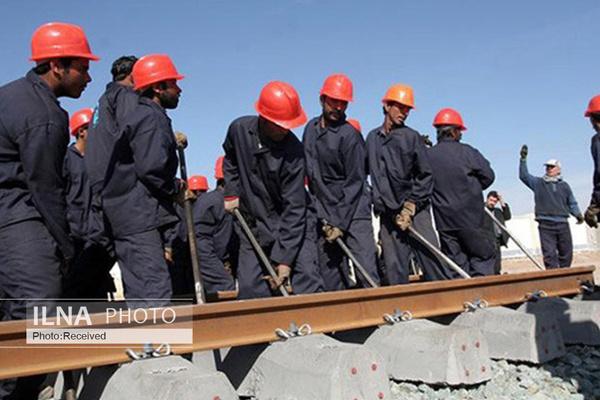 کارگران راهاهن جنوب شرق زاهدان درخواست لوازم بهداشتی دارند