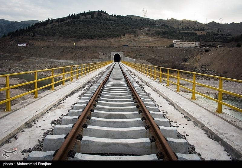 راهآهن کرمانشاه به اسلامآباد غرب ۸۱ درصد پیشرفت فیزیکی دارد