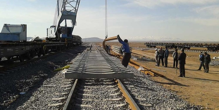 ۱۰۰ میلیون یورو از مصوبه ۳۰۰ میلیون یورویی خط آهن چابهار اختصاص یافت
