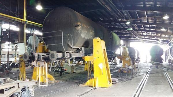 هشت هزارو۹۵۲ واگن باری و مسافری در راهآهن شمالغرب تعمیر شد