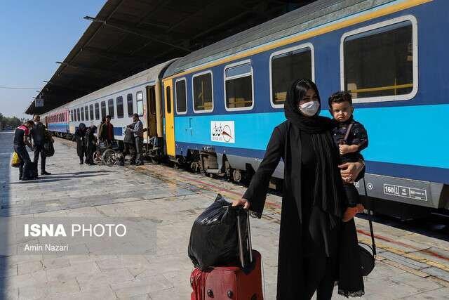 از کاهش جابجایی مسافر در راهآهن شرق تا اقداماتی برای مقابله با کرونا