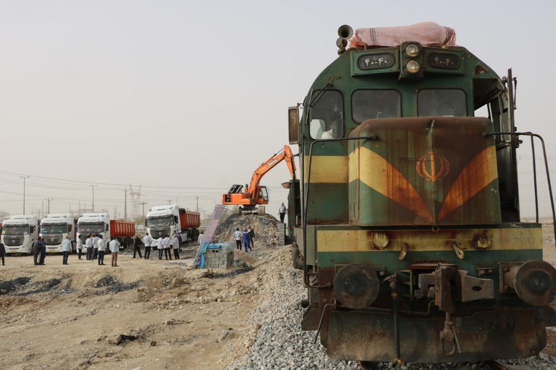 جلوگیری از یک پروژه ملی توسط مقامات محلی در بندر امام خمینی (ره)