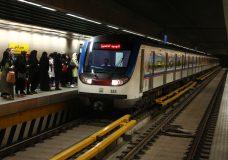 افزایش ۳ برابری مسافران مترو در سال ۹۹