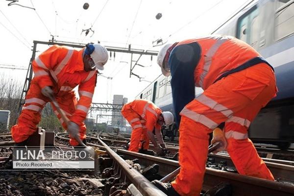 دستمزد فروردین ماه کارگران راهآهن شمال غرب پرداخت شد