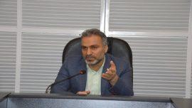 ثبت رکورد جدید تن کیلومتر بار مرزی در راه آهن فارس