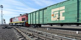 کاهش ۵۰ درصدی تعرفههای حملونقل ریلی بین ازبکستان و قزاقستان
