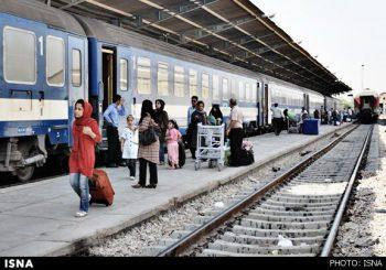 راهاندازی قطار زنجان ــ تهران با رعایت پروتکلهای بهداشتی