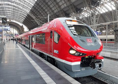 آلمان ۷ میلیارد یورو به شرکت راهآهن ملی خود تزریق میکند
