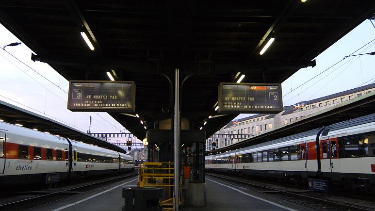 مسافر فراموشکار ۳ کیلو شمش طلا را در قطار سوئیس جا گذاشت