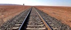 کلنگ زنی خط راه آهن ایلام در هاله ای از ابهام