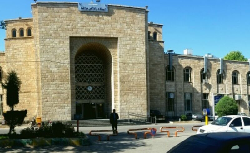 ثبت ایستگاههای مراغه و مرند در فهرست آثار ملی