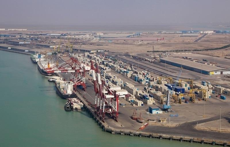 بندرامام خمینی (ره) مبدأ و مقصد عمده حمل و نقل محمولات ریلی کشور