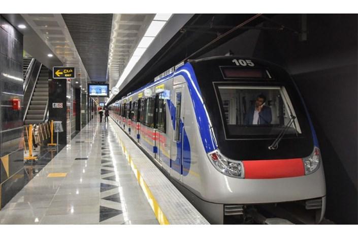 آغاز توسعه خط ۴ مترو تهران با افتتاح ۳ ایستگاه جدید