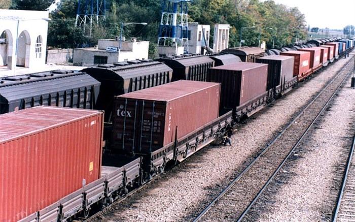افزایش ترانزیت کالا از طریق راه آهن آذربایجان