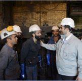 ایرانیزه شدن کارهای بزرگ در فولاد خراسان؛ مصداق واقعی اقتصاد مقاومتی