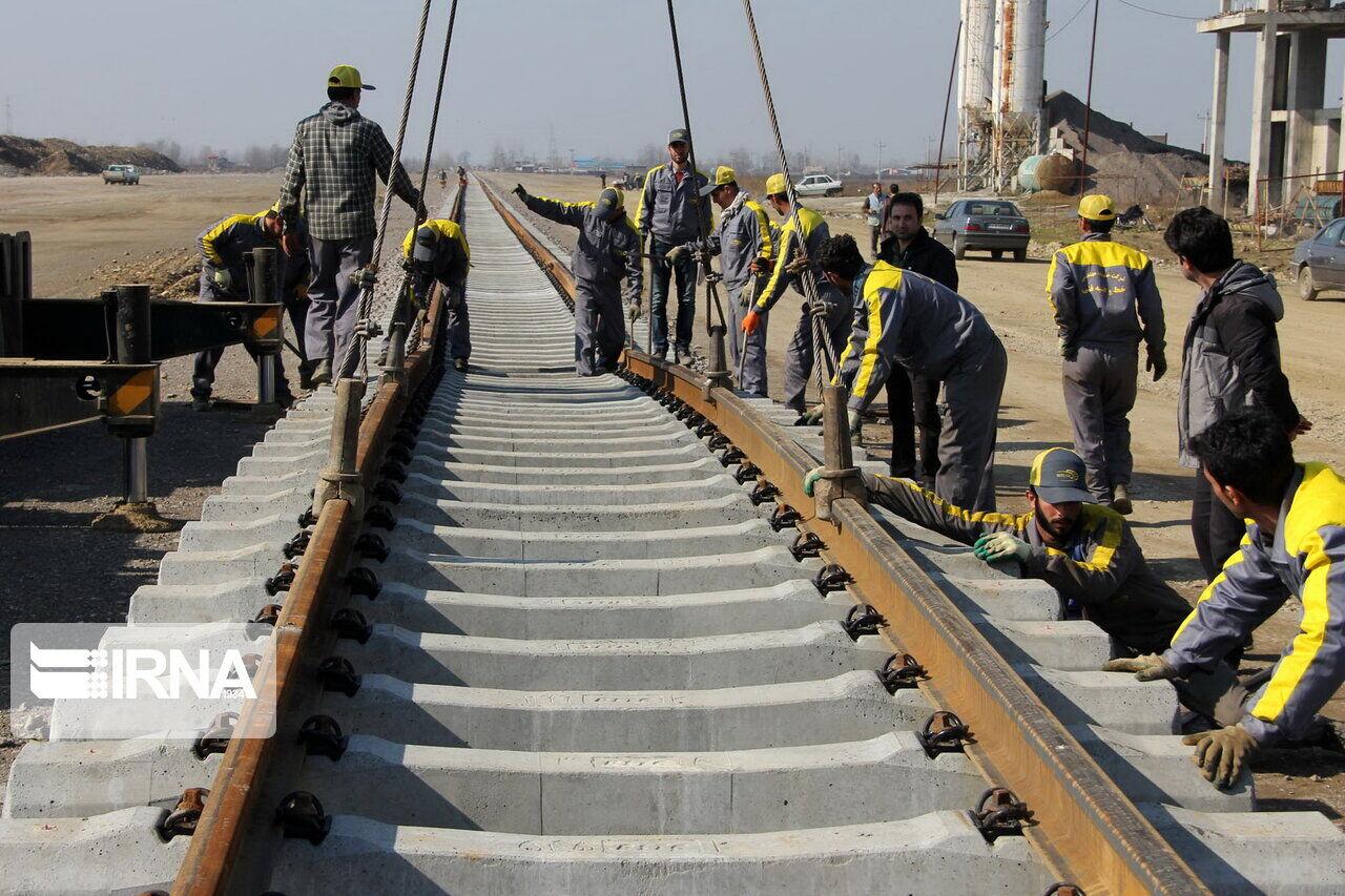 اولویتذوب آهن پس از تامین ریل موردنیاز کشور صادرات است