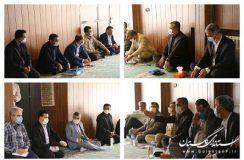 برگزاری جلسه تسهیل مراودات تخلیه و بارگیری از حوزه ریلی استان