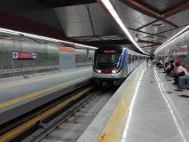 خبر تکمیلی در مورد حادثه خط ۶ متروی تهران