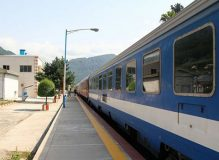 فاصله گذاری اجتماعی در قطار شیراز – اصفهان