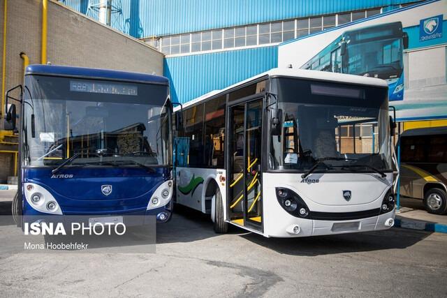 رایزنی برای خرید ۱۰۰۰ دستگاه اتوبوس و ۲۱۰ واگن مترو برای تهران