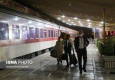 حرکت قطارهای زنجان یک روز در میان شد