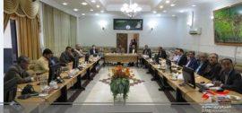 برگزاری جلسه مدیریت بحران در راه آهن شمالشرق (۱) مرکز شاهرود