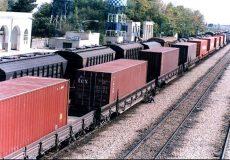 ترانزیت بار از راهآهن آذربایجان ۷۴درصد افزایش یافت