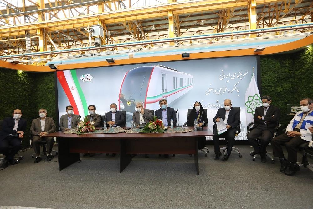 داخلی سازی ۸۵ درصدی واگن های مترو تا پایان سال