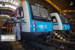 کمبود قطعات یدکی در مترو تهران جدی است